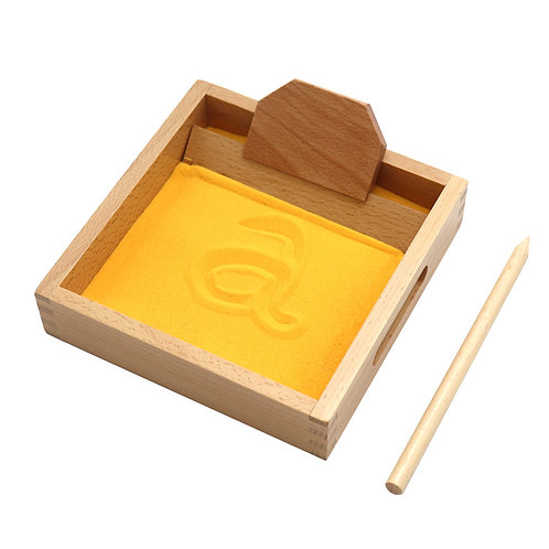 Montessori Cognitive Learning Scraping Sandbox