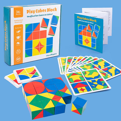 Pixy Cubes Blocks