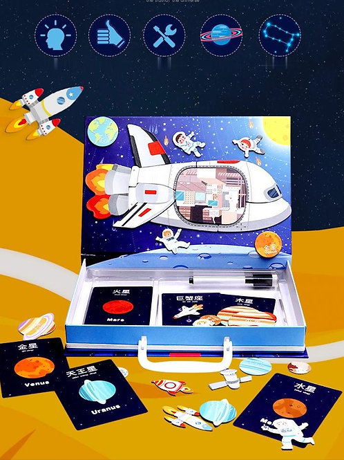 UCMD Exploring Space Suitcase Box Series
