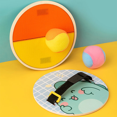 Fun Throwing Sticky Balls for Children