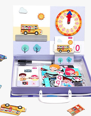UCMD Time Management Suitcase Box Series