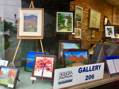 Gallery Window