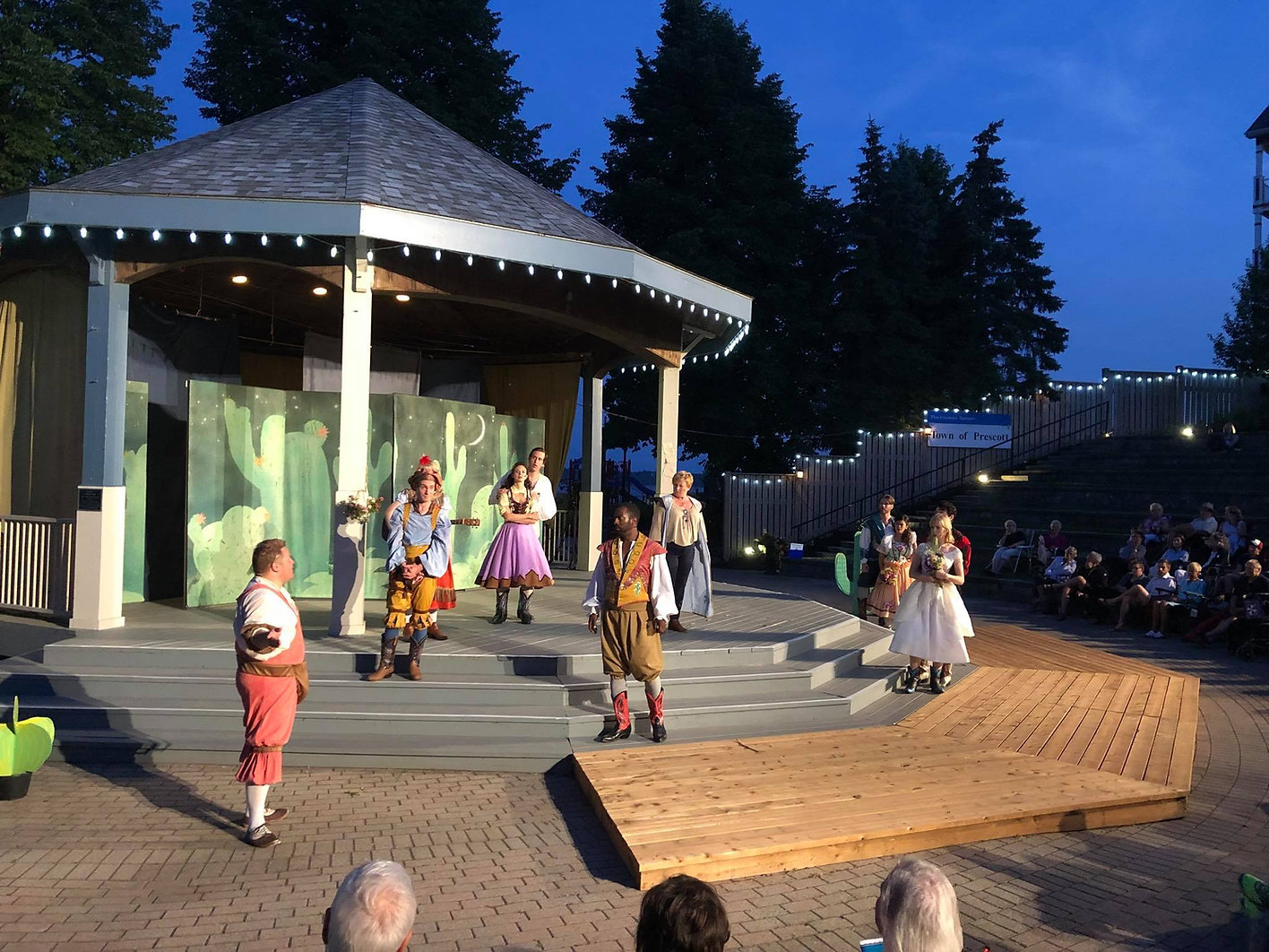 The Festival at Dusk/As You Like It