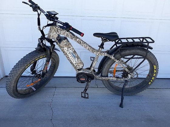 Used Badlands Mule with Upgraded Battery