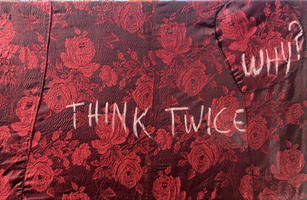 Think Twice   Why?  Pensaci Due Volte... Perchè?
