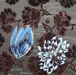 Dedica ai Fiori del Male, Charles Baudelaire / Dedication to Flowers of Evil