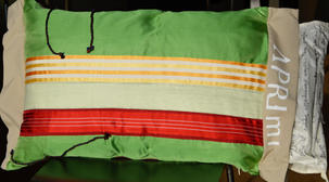 Pigments cushion