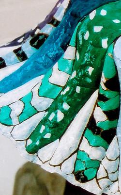 Balena Verde / Green Whale