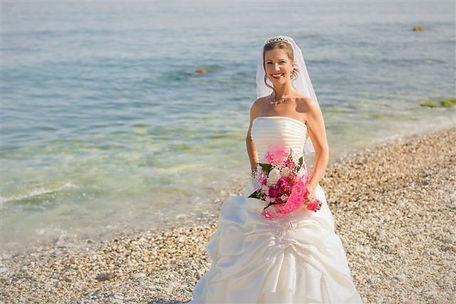 wedding photo in spain