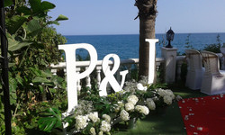 wedding venue by the sea in spain