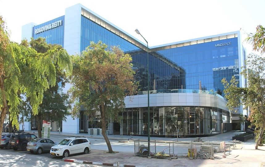 Rogovin Reit1 Herzliya Property