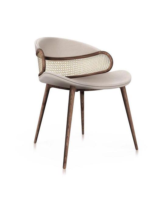 Mudhif Chair by Alma de Luce