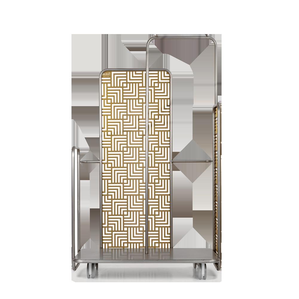 Ted Luggage Cart for Mingardo by Zanellato / Bortotto