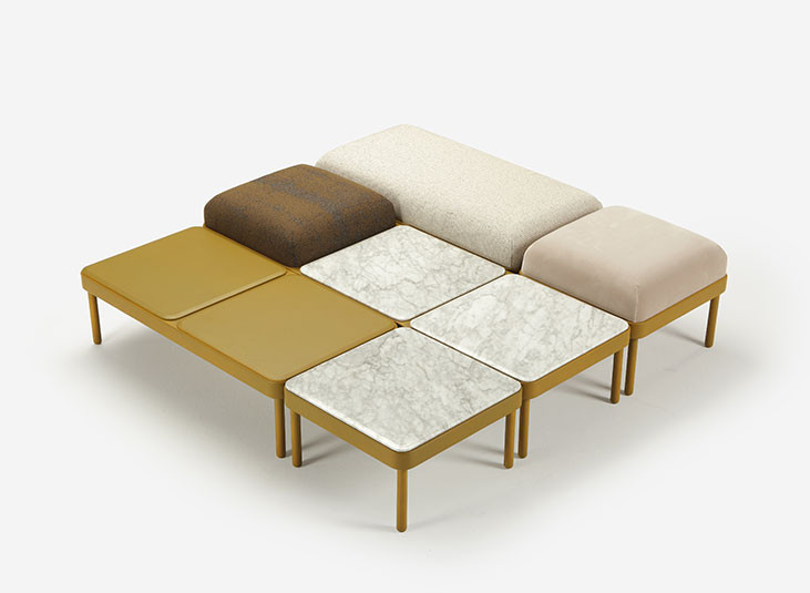 Mosaico for Sancal by Yonoh