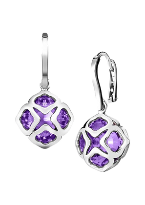 CHOPARD IMPERIALE COCKTAIL EARRINGS