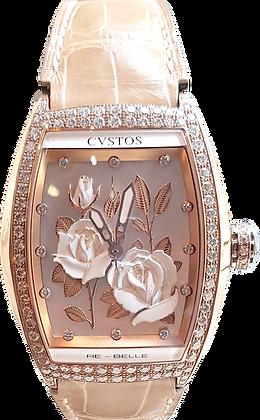 CVSTOS RE BELL WHITE ROSE DIAMOND 1 ROW