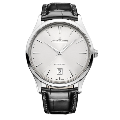 JAEGER-LECOULTRE MASTER ULTRA THIN DATE.