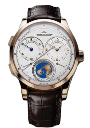Jaegar LeCoultre DUOMETRE UNIQUE TRAVEL TIME