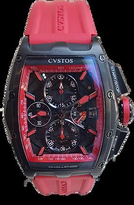 CVSTOS CHALLENGE CHRONO II RED STORM BLACK LTD ED