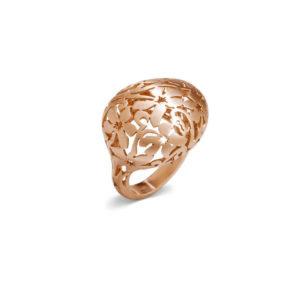 POMELLATO ARABESQUE RING ROSE GOLD.