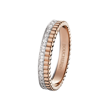 BOUCHERON QUATRE RADIANT EDITION WEDDING BAND