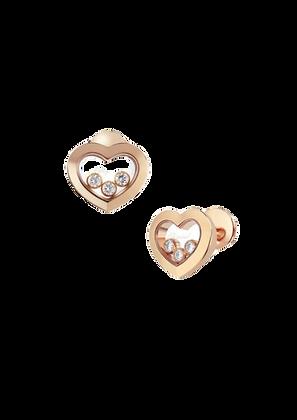 CHOPARD HAPPY DIAMONDS ICONS EAR PINS