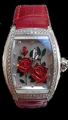 CVSTOS RE BELL ROSE DIAMOND 1 ROW