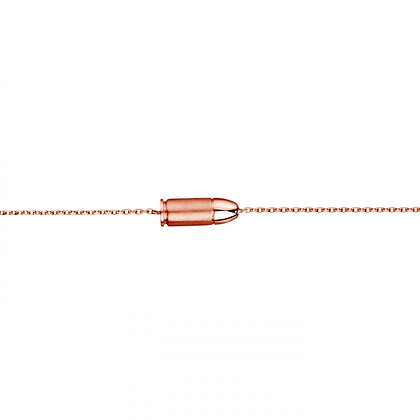 AKILLIS  ROSE GOLD MINI BANG BANG BRACELET