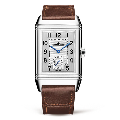 JAEGER LECOULTRE REVERSO CLASSIC DUOFACE SMALL SECONDS