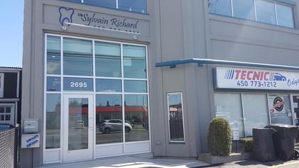 Centre Dentaire Dr. Sylvain Richard