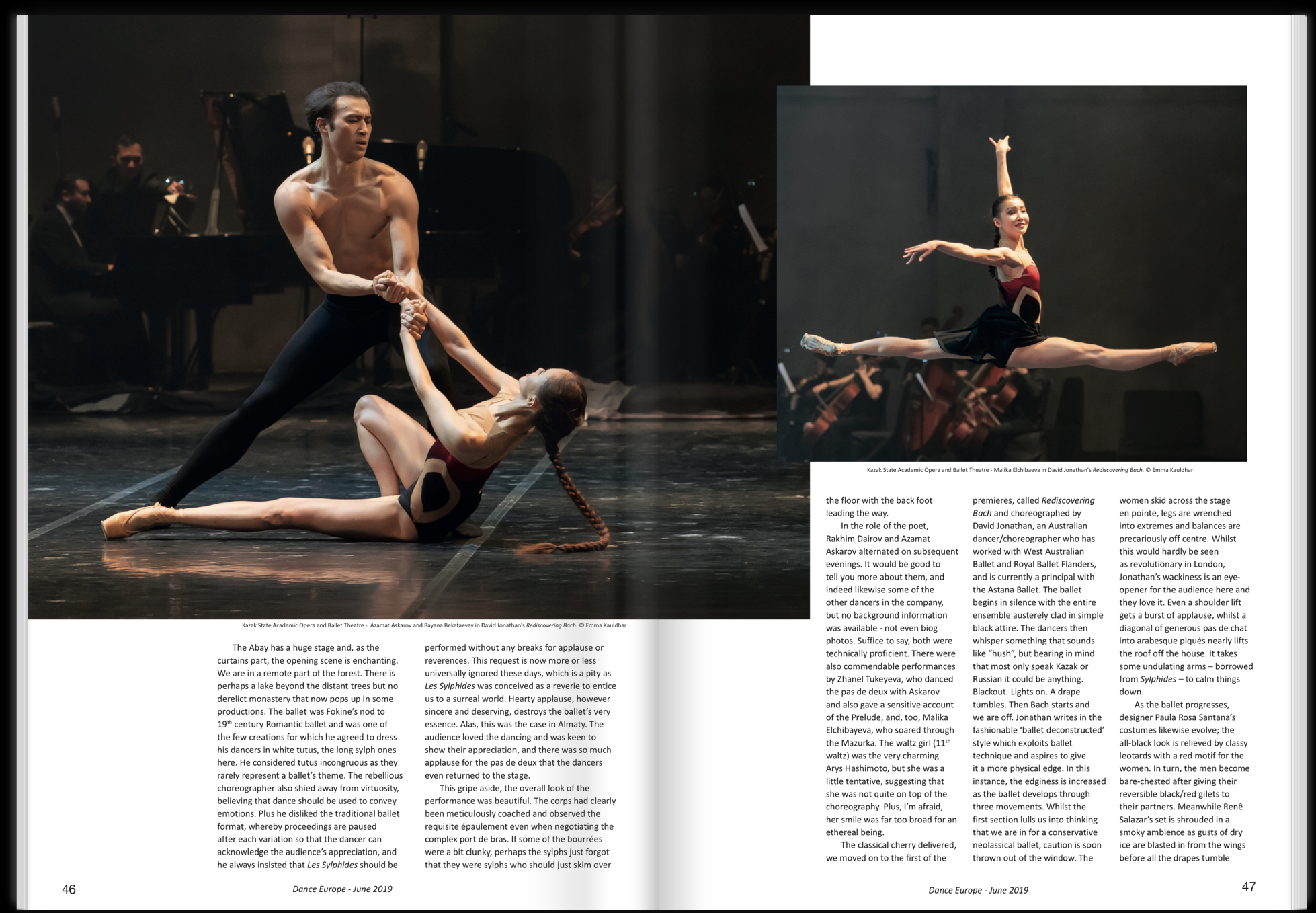 International Dance Magazine
