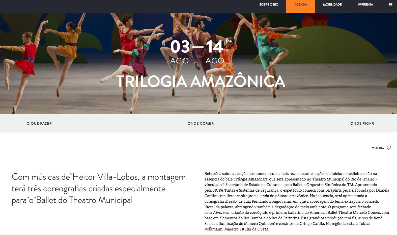 Trilogia Amazônica
