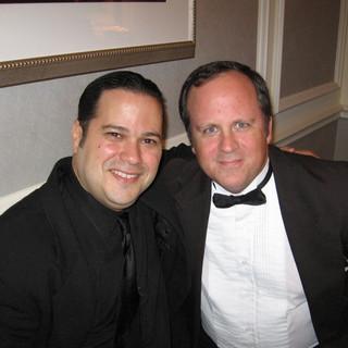 My friend and mentor Trumpeter/Arranger Extraordinaire Dr. Sam Lussier (Miami December 2005)