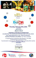"""Luis Disla - 3rd-Annual-""""Taste-DR""""-Expo-"""