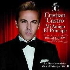 Cristian Castro - Mi Amigo El Principe (