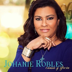Johanie Robles - Causa y Efecto (CD Cove