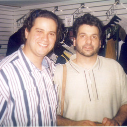 My First Meeting with Bassist/Composer John Patitucci (Miami 1998)