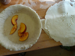 The anatomy of a pie