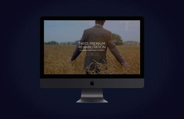 Calda Clinic - Webdesign