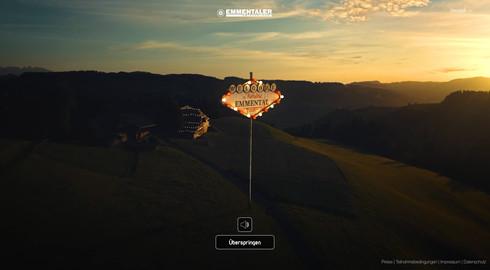 Emmentaler | Gücksrad Landingpage