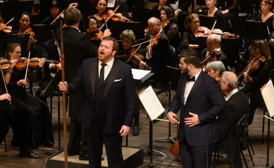 Parsifal, with Maestro Christopher Franklin
