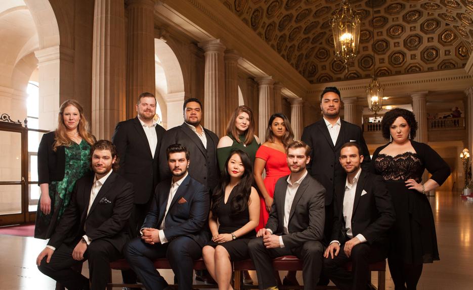 2017 San Francisco Opera Adler Fellowship