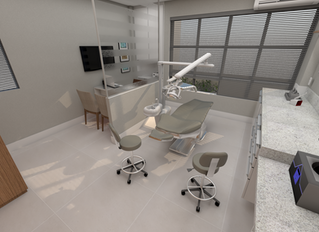 Mini estúdio fotografico no seu consultório.