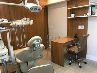 Projeto de Arquitetura para consultórios odontológicos de Harmonização Facial.