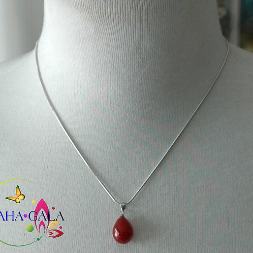 Red Shell Pendant.