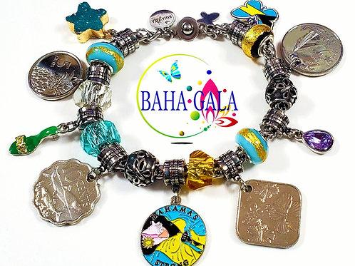 """Signature """"Halo"""" Charm Bracelet!"""