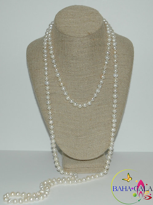 Opera Necklace & Earring Set.