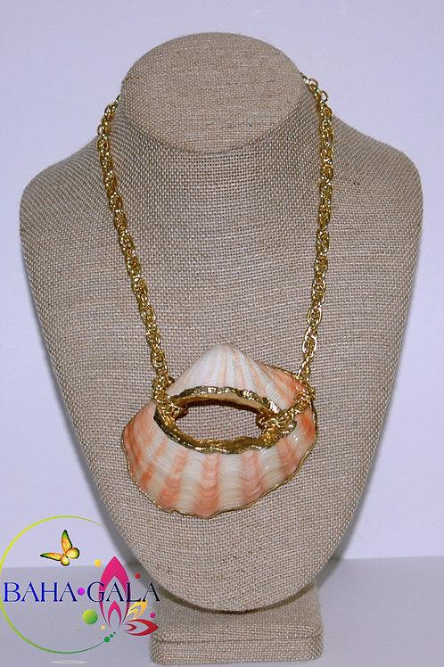 Cermamic Shell Pendant