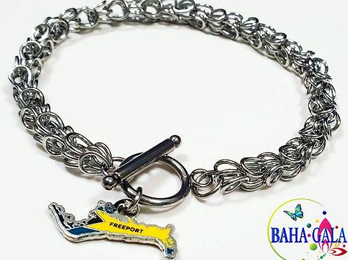 "The Beautiful ""Grand"" Charm Bracelet."
