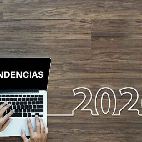 5 tendencias que te llevarán al siguiente nivel este 2020